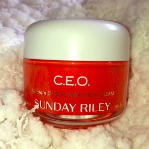 Other - Sunday Riley C.E.O Vitamin C Rich Hydration cream